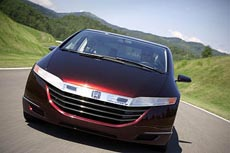 Honda FCX - Hydrogne Fuel Cell