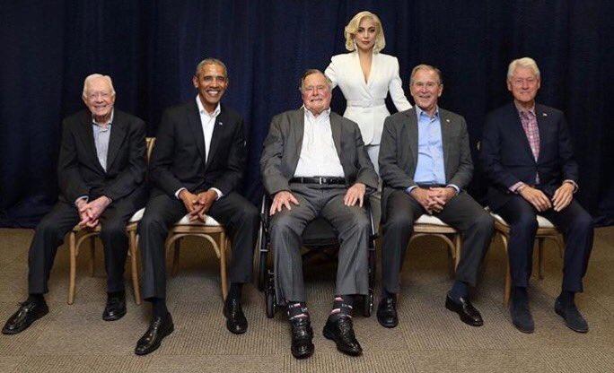 4 Presidents - Gaga