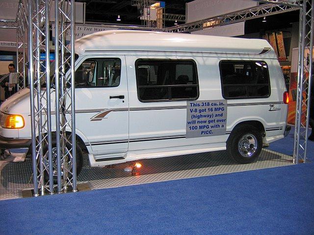 Dodge Van w/ 318 V8