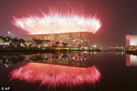 8-8-2008 Olympics Beijing