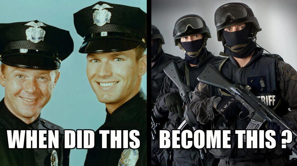 Good Cops, Bad Cops