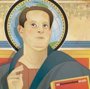 Religious Al Gore