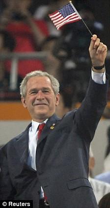 Bush Beijing 8-8-2008