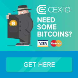 CEX-IO Bitcoin purchase