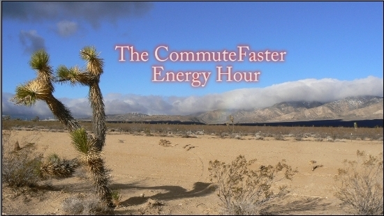 CommuteFaster Energy Hour title
