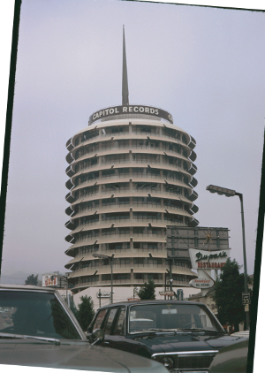 Capitol Records - 1970c
