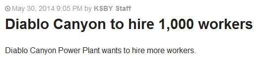 Diablo hiring