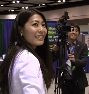 Reporter Shanshan Song, DingDing.tv