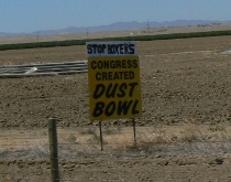 California Dust Bowl