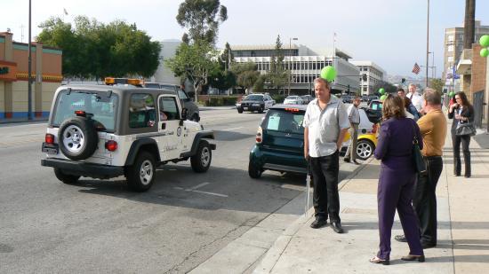 Traffic patrol
