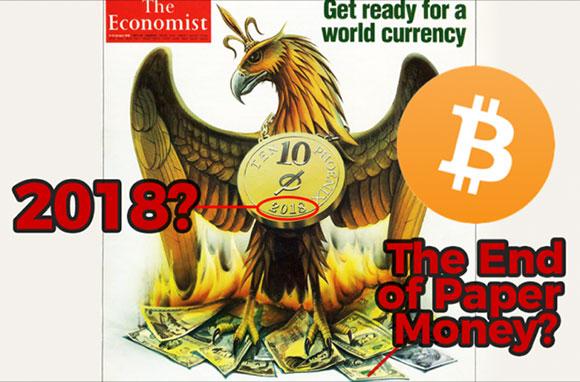 cover Economist magizine - 1988