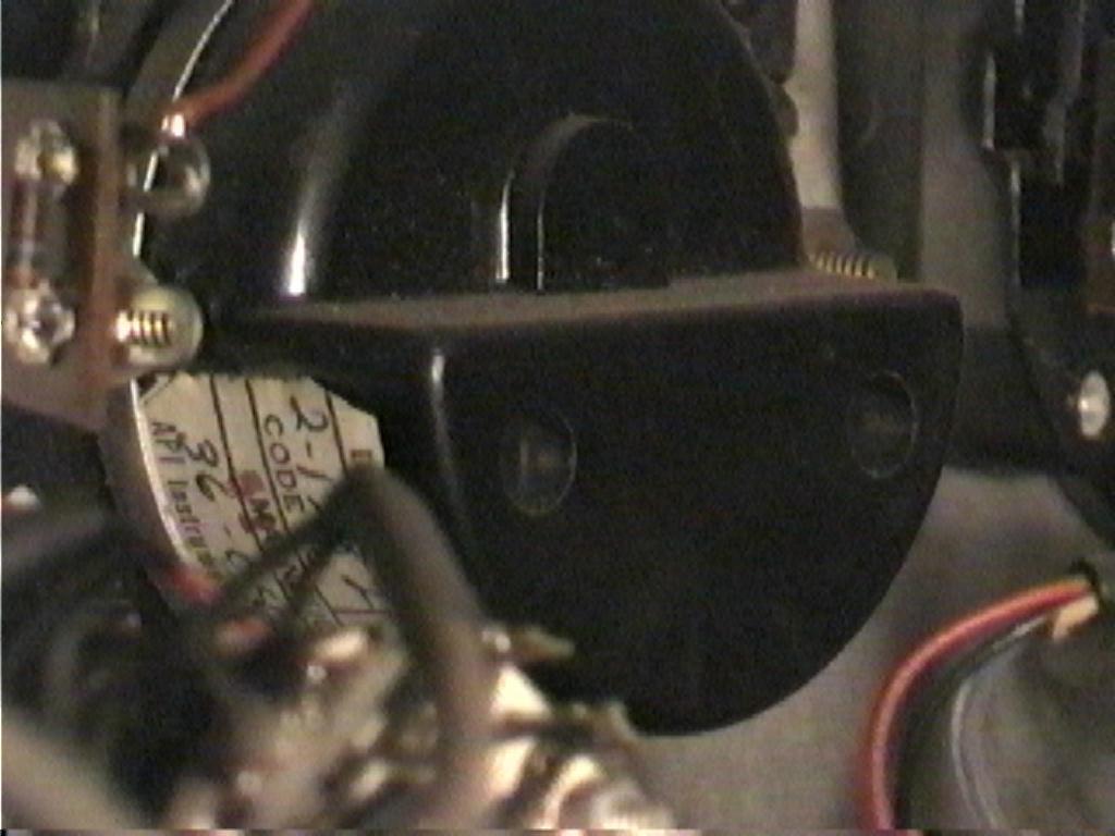 Electrodyne Meter - 1