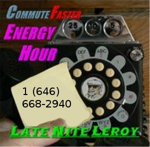 CommuteFaster Energy Hour call in number
