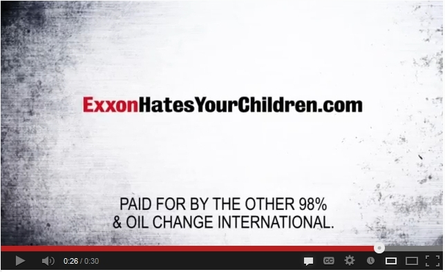 Exxon Hates Your Children