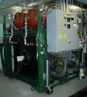 GE electrolysis unit