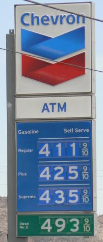 Gas 5-20-2008
