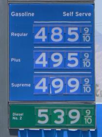 Gas 6-18-2008