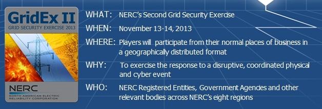 NERC Grid Ex II
