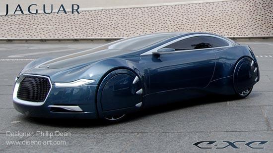 Jaguar C-CX concept