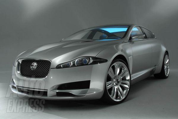 Jaguar XJ Hybrid 2009