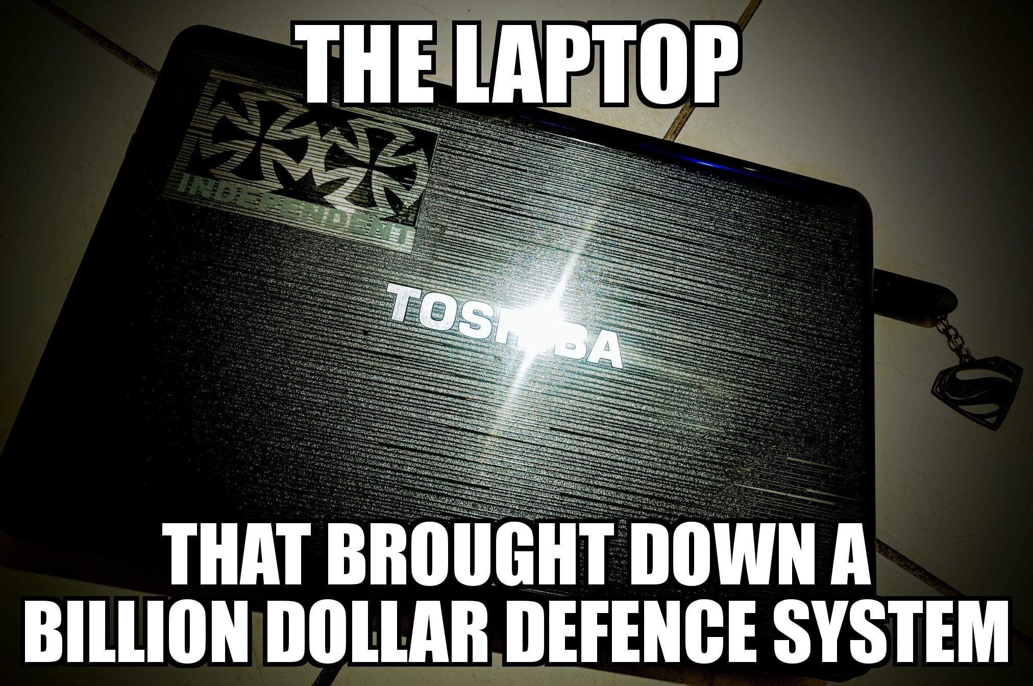 Eliahi Priest Laptop