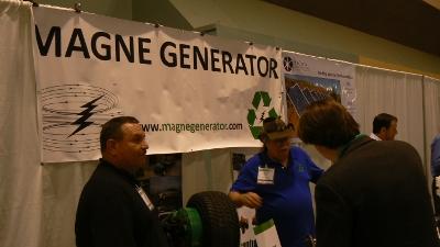 Magnegenerator