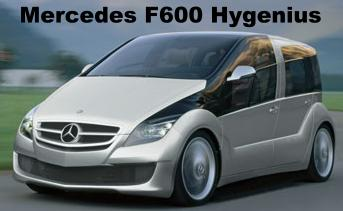 Mercedes F600 Hygenius