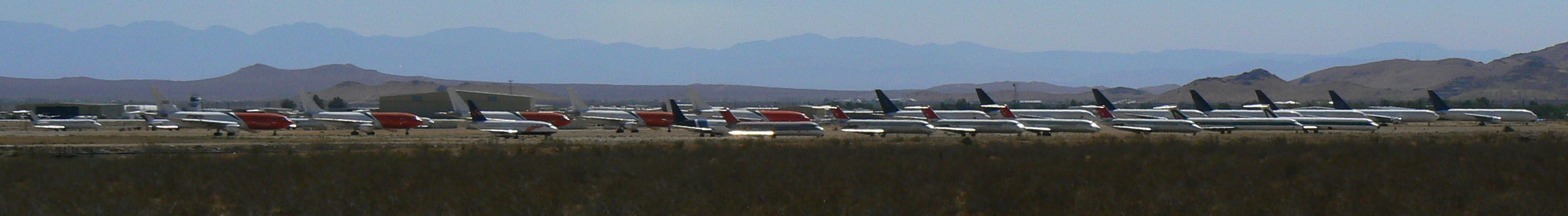 Mojave mothballed 9-22-2009