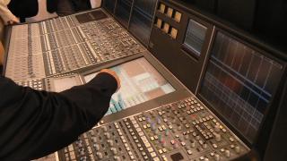 SSL automated mixer