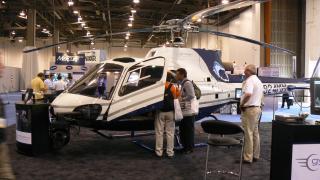 Aerospatiale with Gyrocam