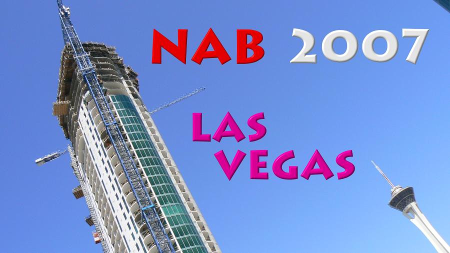 National Association of Broadcasters 2007