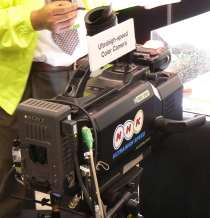 NHK Ultra High Speed camera