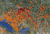 Fires in Russia 8/6/2010