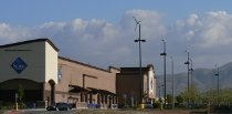 Sams - Wal-Mart Wind power