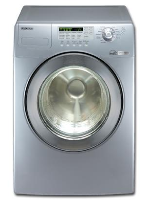 Samsung Silver Washer