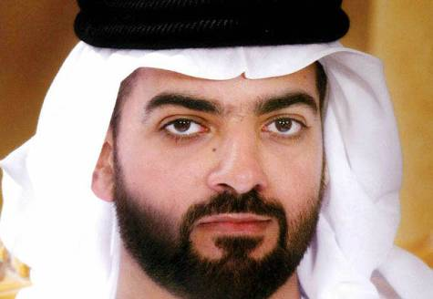 Shaikh Hamed Bin Zayed Al Nahyan, Chief of Crown Prince of Abu Dhabi's Court,