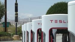 Tesla Recharge, Mojave CA