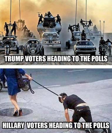 Tump Voters