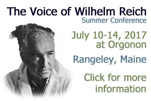 Wilhelm Reich Conference