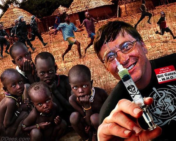 Gates Vaccines