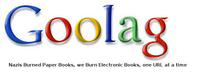 Google - today's Nazis