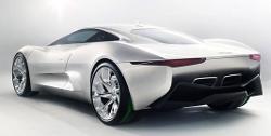 Jaguar C-X75 Hybrid