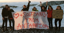 Occupy Antarctica