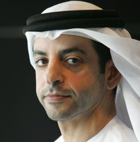 Sheikh Ahmed bin Zayed al-Nahyan