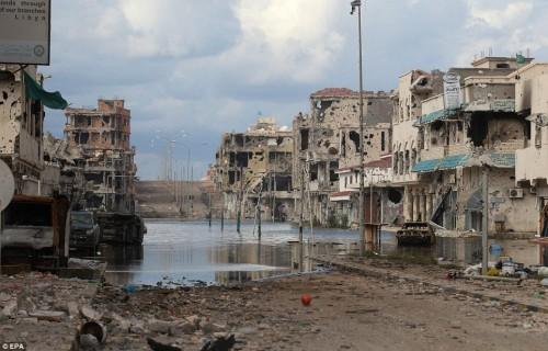 Sirte Libya 10-20-2011